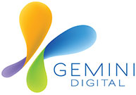 Gemini Digital Logo